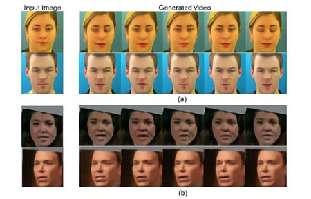 تولید ویدئوی هوش مصنوعی با فایل های صوتی ممکن شد