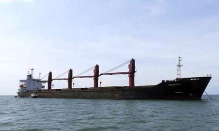 فروش کشتی توقیفشده کرهشمالی به اتهام نقض تحریمها