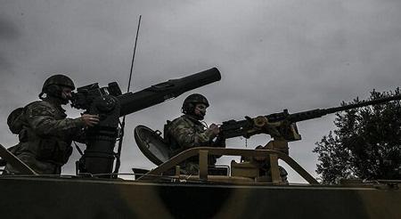 اسپانیا و سوئد صادرات تسلیحات به ترکیه را تعلیق کردند